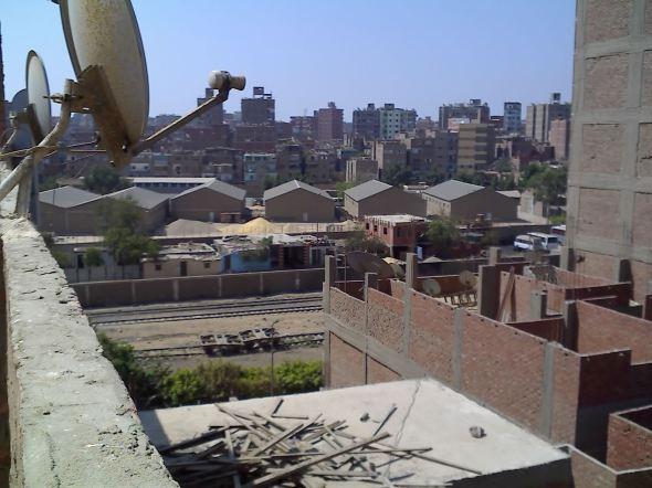 vaade minu katuselt